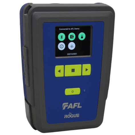 rogue compact cb1 base test inspection aeros modular platform afl workflow aflglobal fiber switch multi software device aspx angled paired