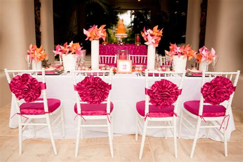 7 types of chairs you could rent for a wedding