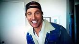 See Matthew McConaughey's First Instagram Post