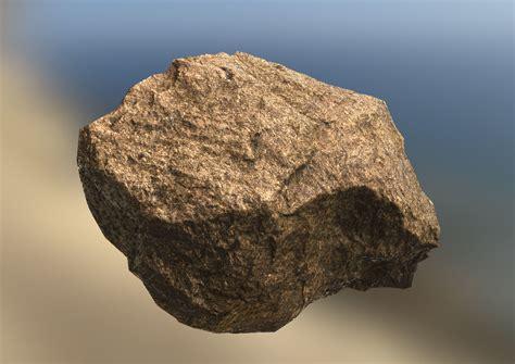 Granite stone 3D asset | CGTrader