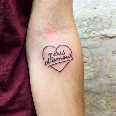 en images  idees de tatouage minimaliste lexpress styles