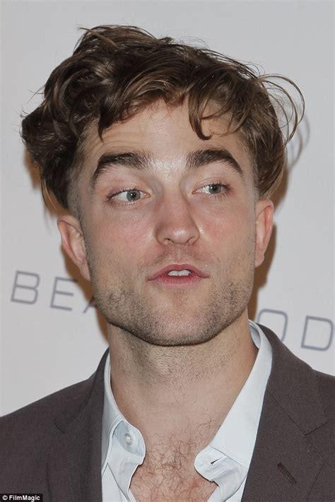 Robert Pattinson FINALLY reveals his drastic undercut hair ...