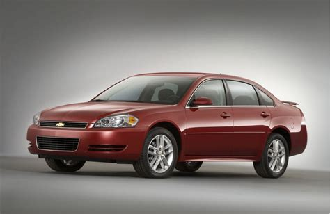 2008 Chevrolet Impala (chevy) Picturesphotos Gallery