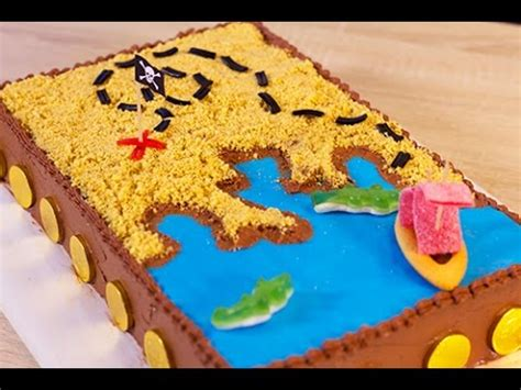 decoration gateau bateau pirate g 226 teau d anniversaire pirate carte aux tr 233 sors