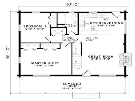 Small Log Cabin Floor Plans Rustic Log Cabin Wood Floors