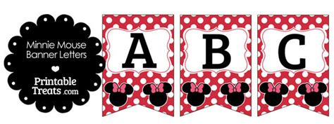 minnie mouse   letter  clipart clipground