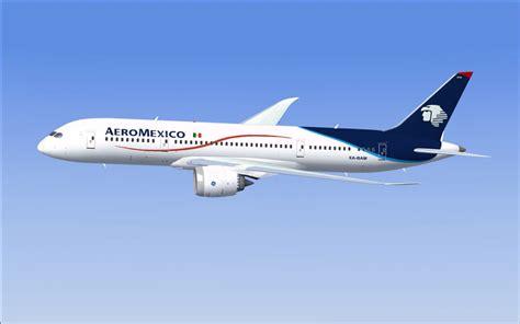 AeroMexico Boeing 787-8 V2 for FSX