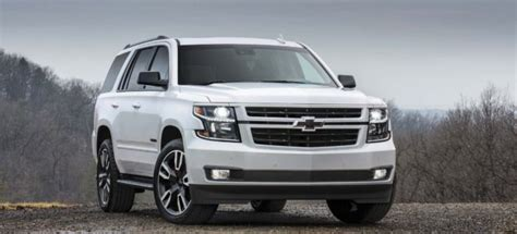 2019 Chevrolet Tahoe Redesign, Rumors, Changes, Rst, Price