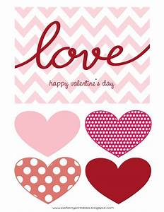 Free Valentine's Day Printables - Pretty My Party - Party ...