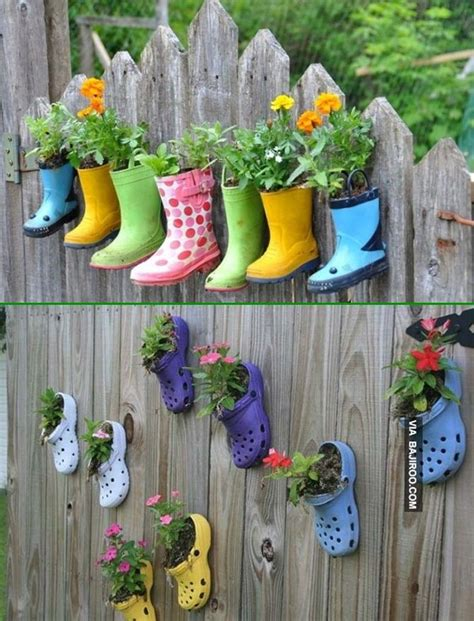 Garden Decoration Fence by 17 Best Ideas About Fence Decorations On