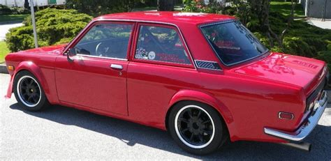 Datsun 510 Flares by Classic 8 1973 Datsun 510 With Flares Click On Images