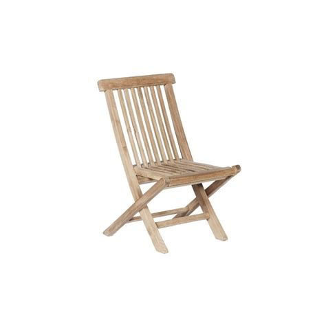 chaise de jardin en teck chaise de jardin enfant en teck pako teckandco