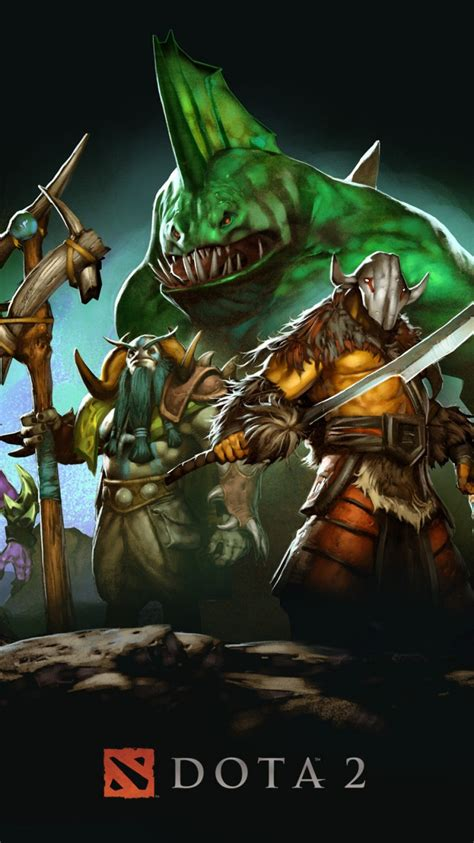dota  wallpapers  iphone   iphone