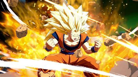 dragon ball fighterz sparking blast
