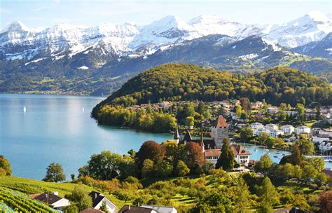 Best Tour Of Switzerland And Italy From White Mountains To