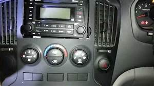 How To Remove The Radio From A Hyundai Iload