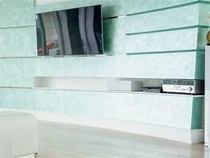 Bilder An Die Wand Hängen : flachbildfernseher rahmen lassen oder einfach an die wand h ngen ~ Sanjose-hotels-ca.com Haus und Dekorationen