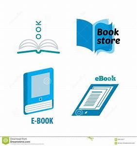 Book Logo Design Stock Vector - Image: 59315917