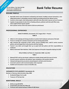 Bank teller resume sample writing tips resume companion for Teller resume template