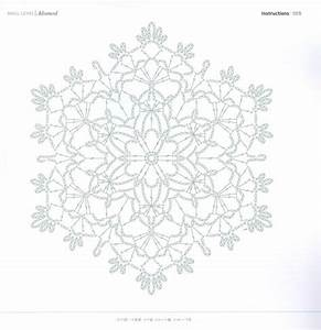 1000  Images About Crochet Snowflakes On Pinterest