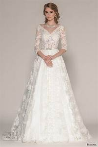 beautiful 2016 wedding dress trends part 2 wedding inspirasi With fall wedding dresses with sleeves