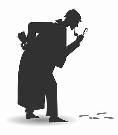 Clue Investigation Sherlock Investigating Incident Detective Human