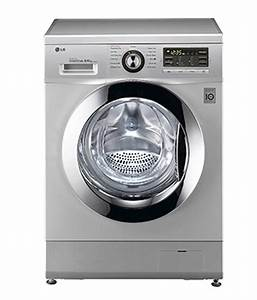 Lg F1496adp24 8  4 Kg Fully Automatic Front Loading Washing