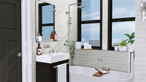 sveta bathroom  mxims sims  updates