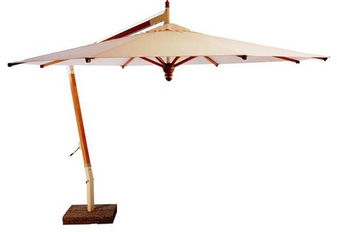 pendulum cantilever umbrella modern outdoor umbrellas