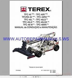Free Pdf Terex Tfc45 Service Manual