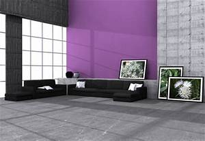 Welche Farbe Zu Lila : welche wandfarbe zu dunklen m beln ~ Bigdaddyawards.com Haus und Dekorationen