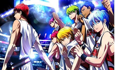 Anime Kuroko No Basket Season 3 Kuroko No Basket Season 3 Episode 1 Www Pixshark