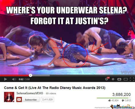 Underwear Meme - where s your underwear selena by minasnustas meme center