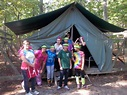 Girl Scout Leader 411 Blog   Camping with Cadette Girl ...