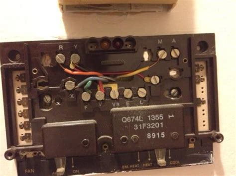 Installing Thermostat Honeywell Rth Doityourself