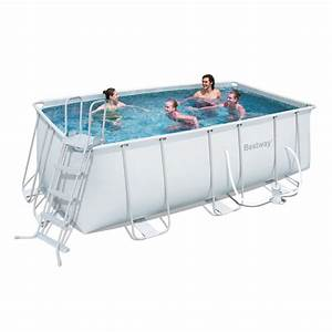 piscine tubulaire rectangulaire bestway oogardencom With piscine bestway tubulaire rectangulaire