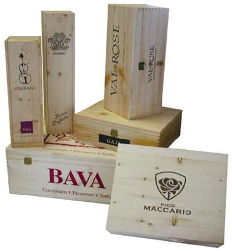 cassette di legno per vini c m v di cravanzola e viglino s n c cassette in legno