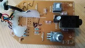 7f0 Logitech Z 2300 Circuit Diagram