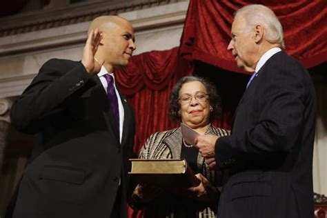 Cory Booker's Family: 5 Fast Facts You Need to Know