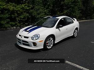 2005 Srt4 Commemorative Dodge Neon Mopar Performance 75