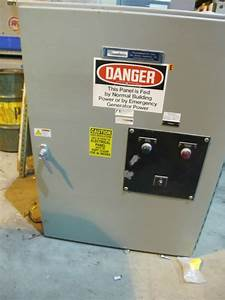 Russelectric 100 Amp Automatic Transfer Switch