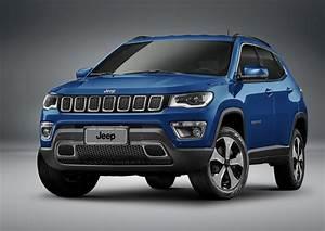 Racionauto  Novo Jeep Compass Estreia Mundialmente No Brasil