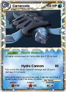 Pokémon Carracosta 26 26 - Water Absorb - My Pokemon Card