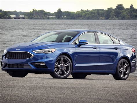 ford fusion sport road test  review autobytelcom