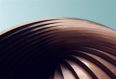 wallpaper architecture dome minimal abstract 5k