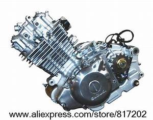 Brand New Motorcycle Gn250 Gn 250 Engine Complete