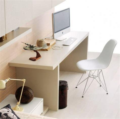 amenagement bureau domicile chaise de bureau de design confortable et chic