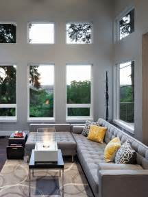 12 living room ideas for a grey sectional hgtv s