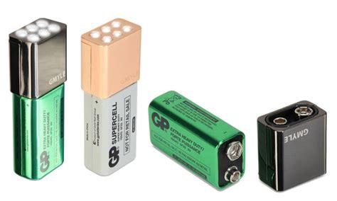 led light gmyle metal mini flashlight compact powered by