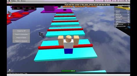roblox gameplay   mega fun easy obby youtube